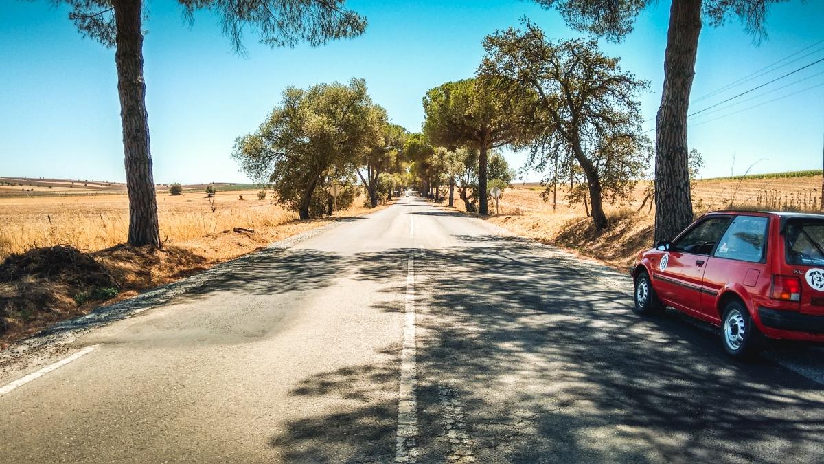 A Estrada Real EN2 – Dia 6(Beja-Loulé)